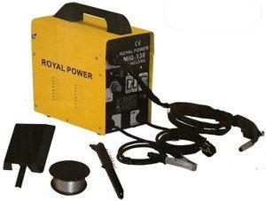 Poste soudure MIG sans gaz Royal Power